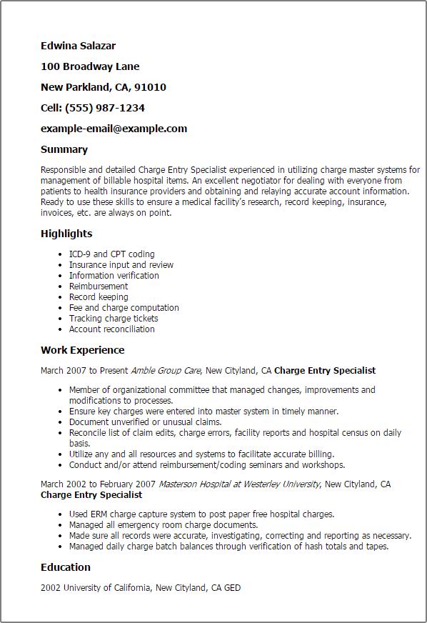 Medical Interpreter Resume Image Result  Resume Samples  Pinterest