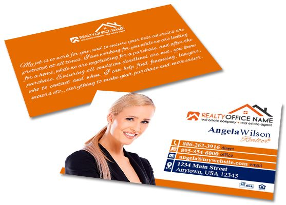 Real estate agent card arts arts creative real estate business card template modern cards wajeb Images