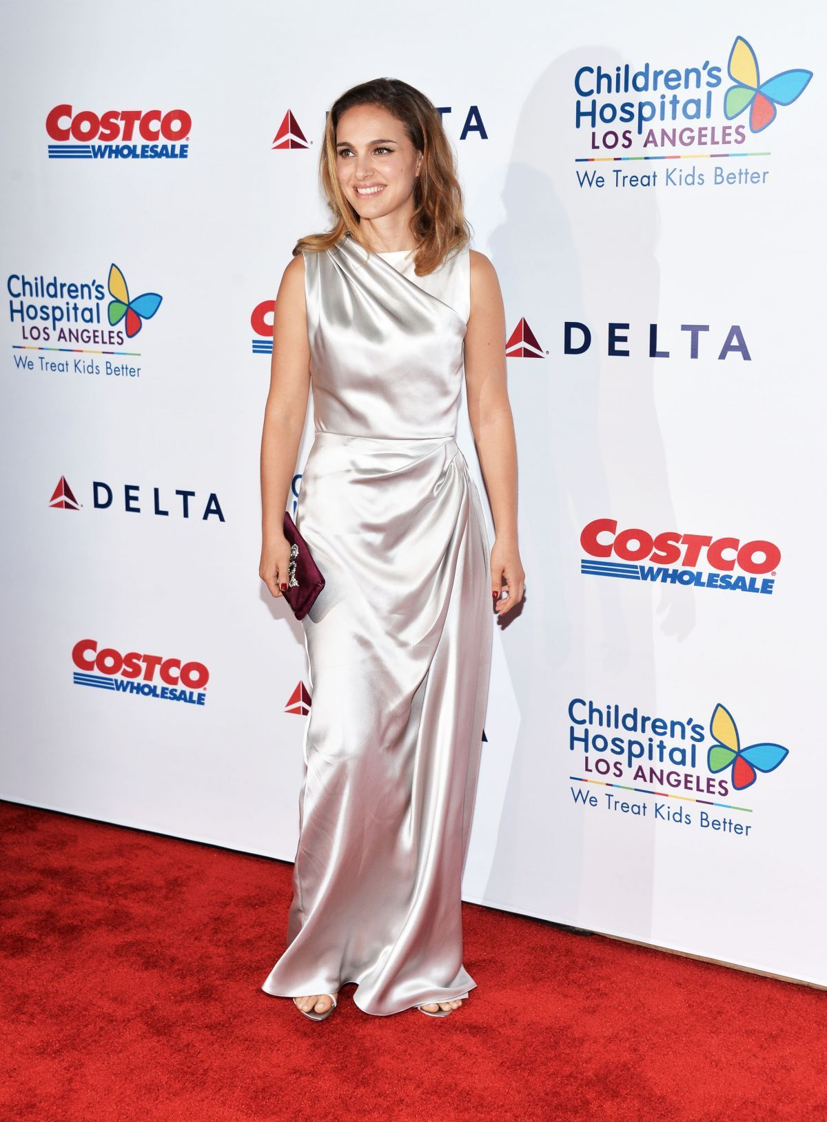 Natalie Portman attends the Children's Hospital Los Angeles' Gala: Noche De Ninos at LA Live on October 11, 2014 in Los Angeles, California.