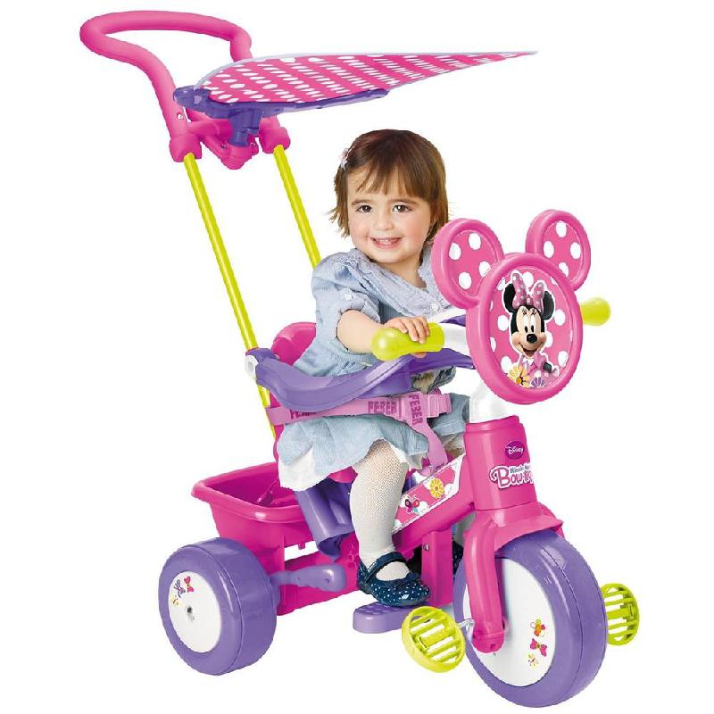Famosa 700012541 Feber Triciclo Minnie Bowtique