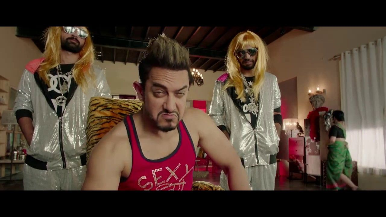 Aamir Khan body transformation from fat to fit: Unfolding the mystery idd