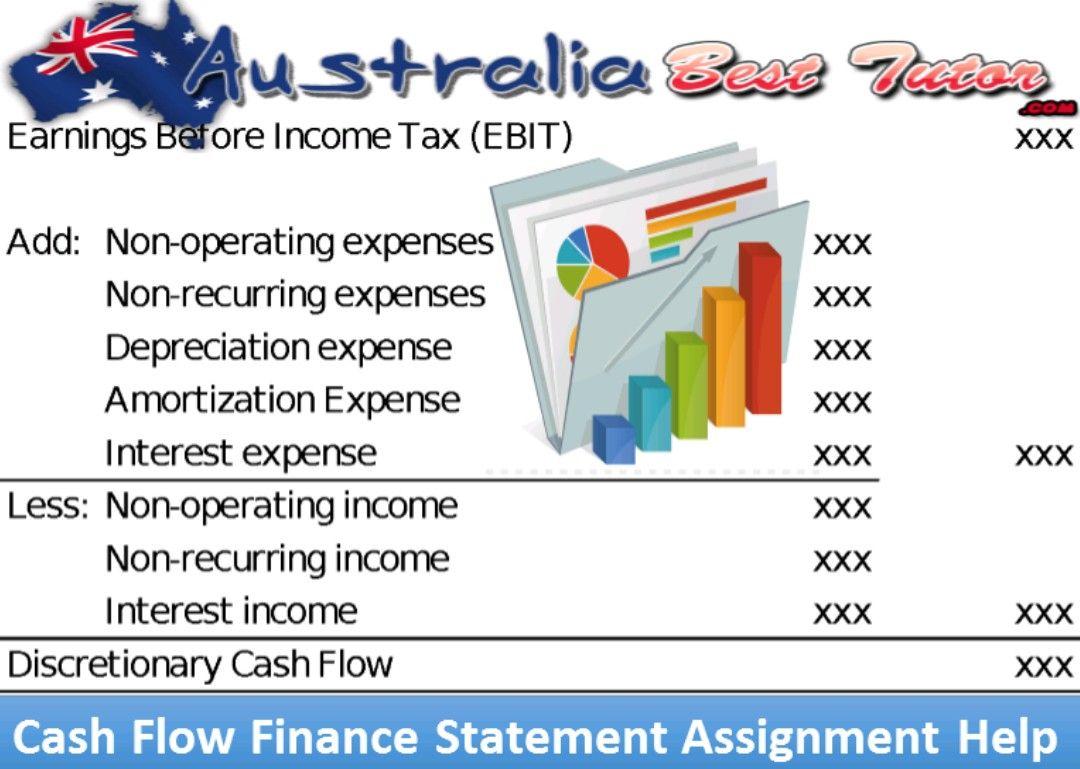 Finance Assignment Cash Flow Statement Finance Writing Help