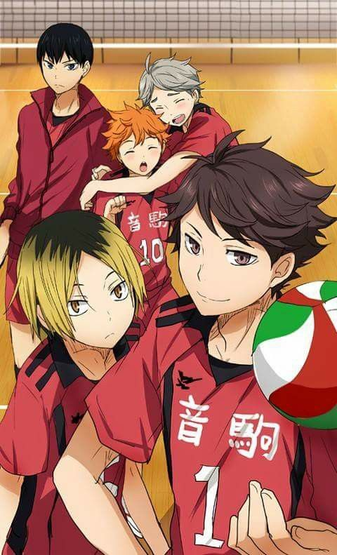 Photo of Haikyuu | confused about uniform? But I love Nekoma so much
