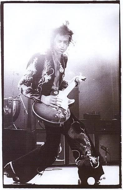 killer shot of Jimmy Page