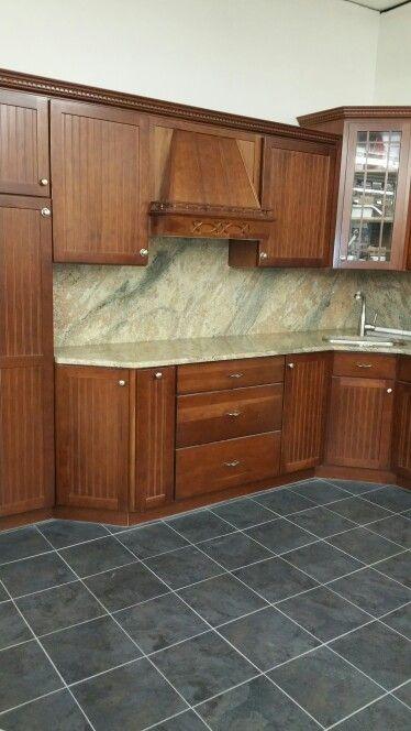 Full High Granite Backsplash No Grout Lines To Clean Granite Backsplash Kitchen Kitchen And Bath