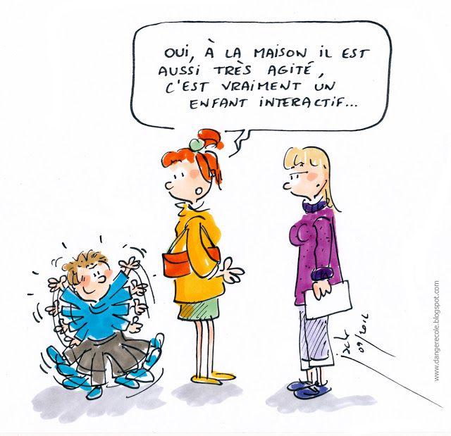 danger école (avec images)   Humour école, Danger école, Ecole