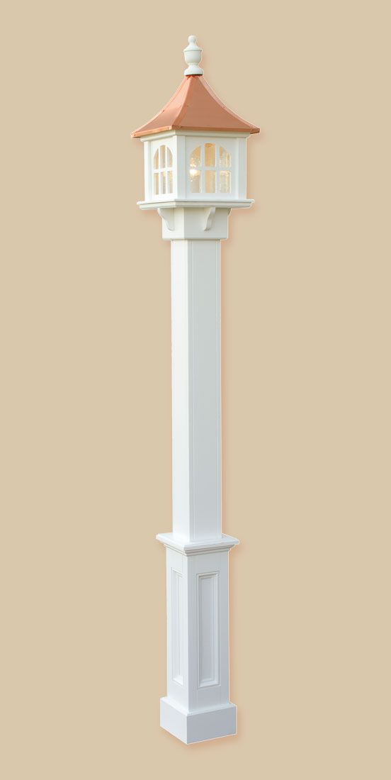 Royal Crowne Lamp Post That Would Look Great Outside Craftsman Style House Outdoor Post Lights Lamp Post Lamp Post Lights