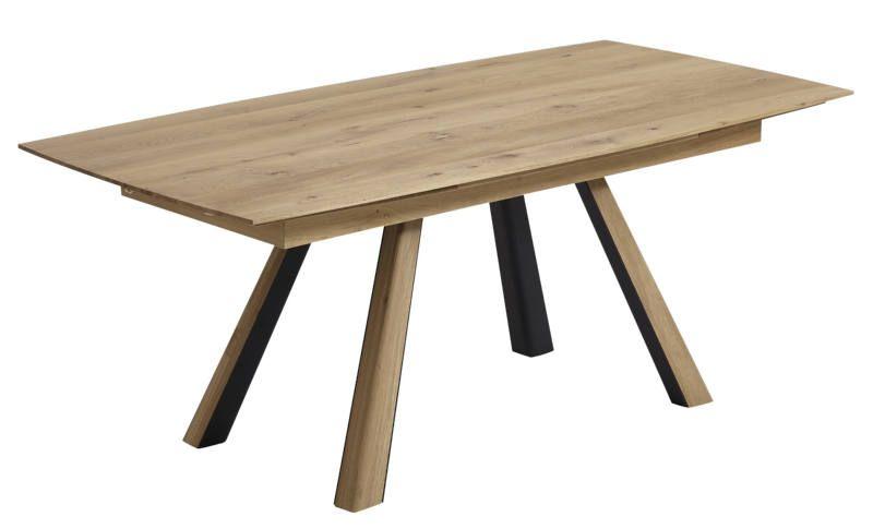 Möbel Tisch von Flohr A Esstisch, Tisch, Esstisch ausziehbar