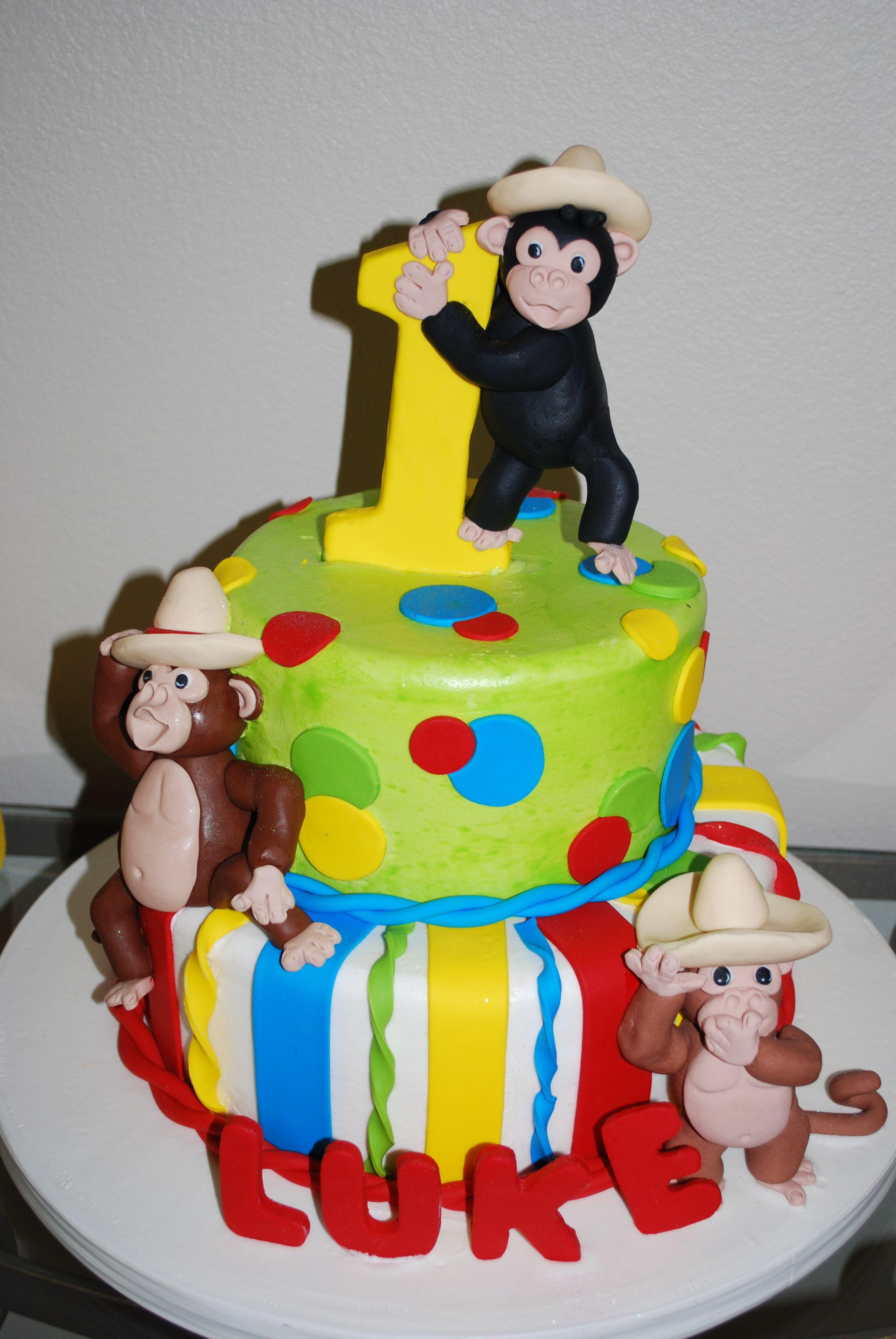 Lukes Birthday Cake from Cinderella Cakes Orange County CA