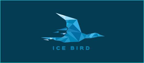 22 beautiful low poly logo designs logo design examples logo design design pinterest