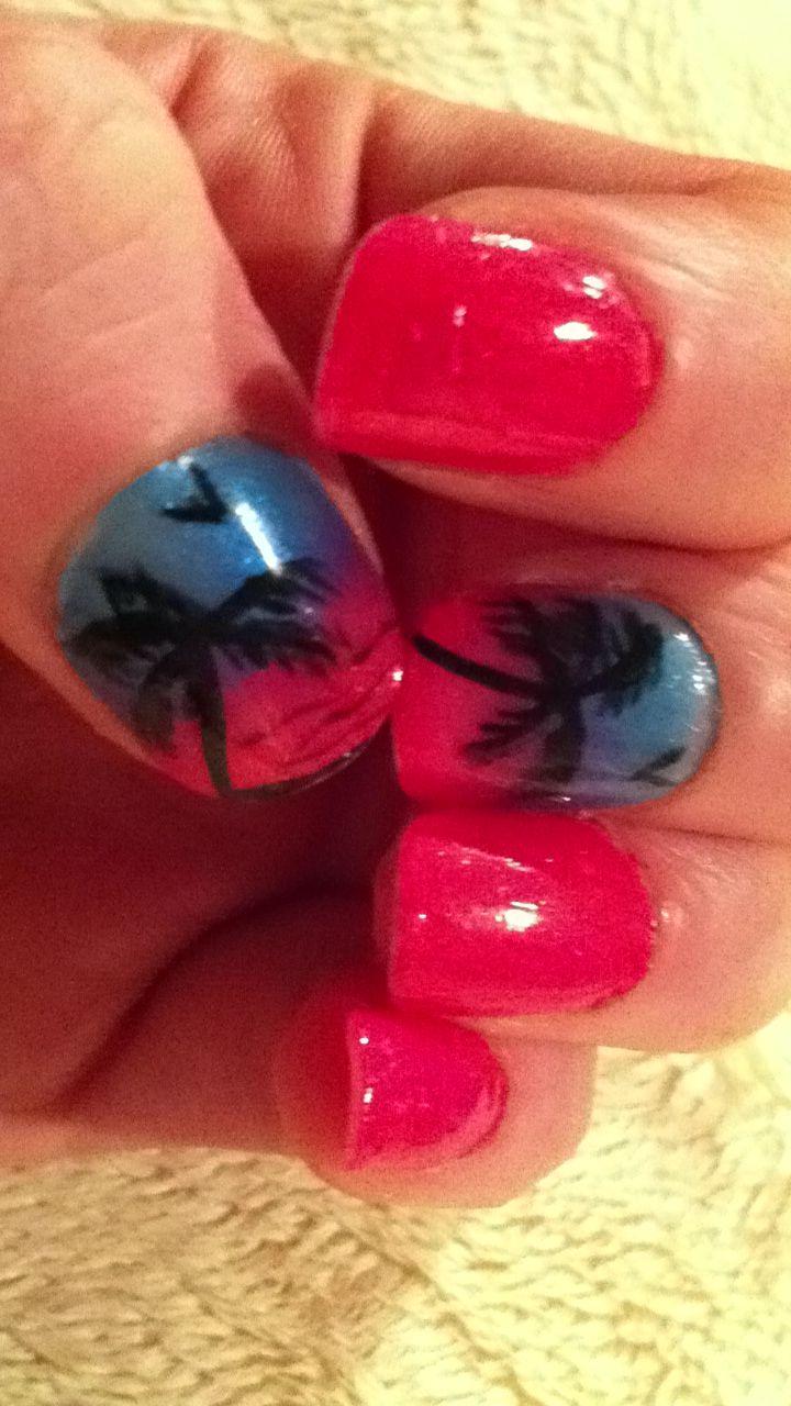 My Summer nails 2012! ;)