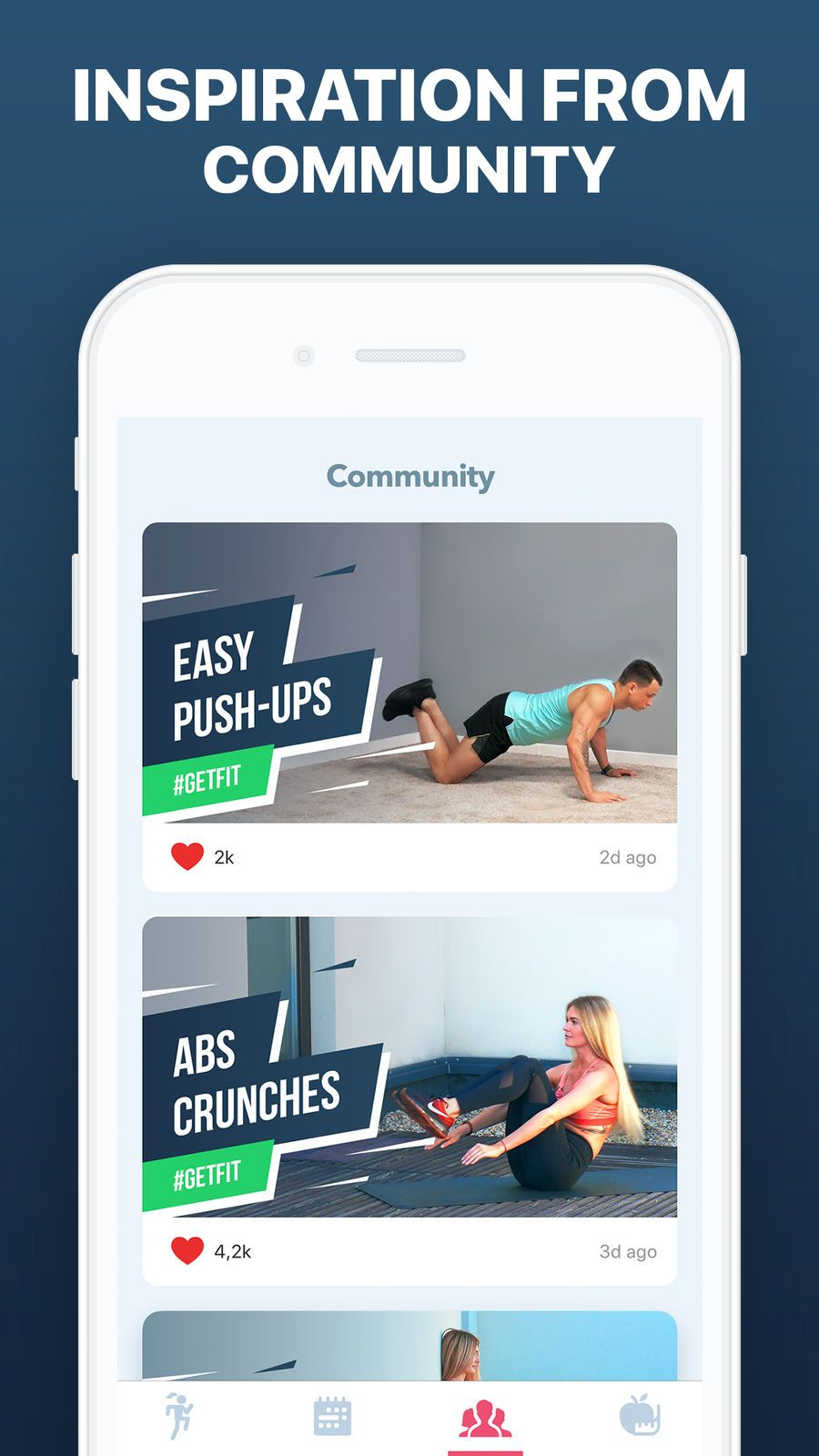 GetFit: Home Fitness & Workout on the App Store | Fitness