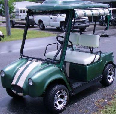 Yamaha Golf Car Body Kit Custom Ac Cobra Golfcartcityonline Golf Carts Golf Cart Body Kits Golf Cart Bodies