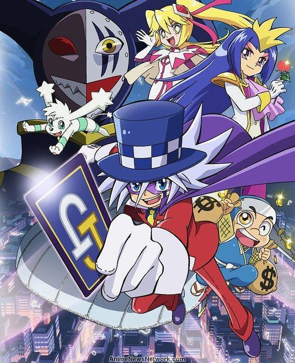 Mysterious Joker (TV Series 2014 ????) Anime, Joker