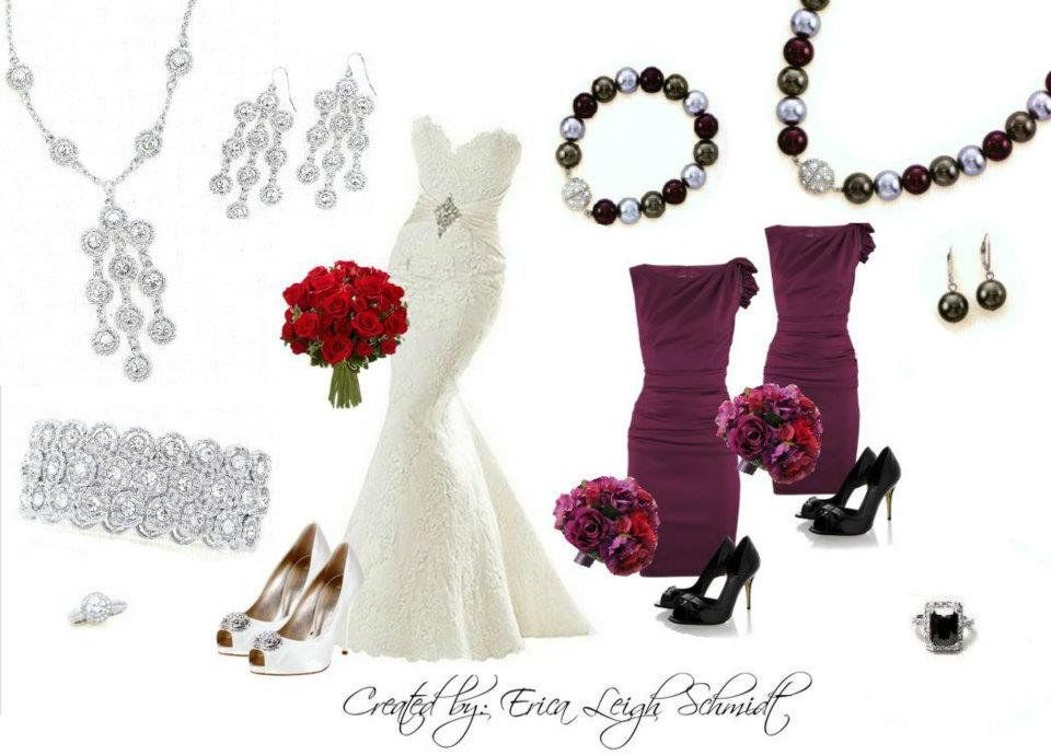 Premier Designs Calljimbo: Premier Designs Jewelry~ Bride: Glamour Girl Necklace