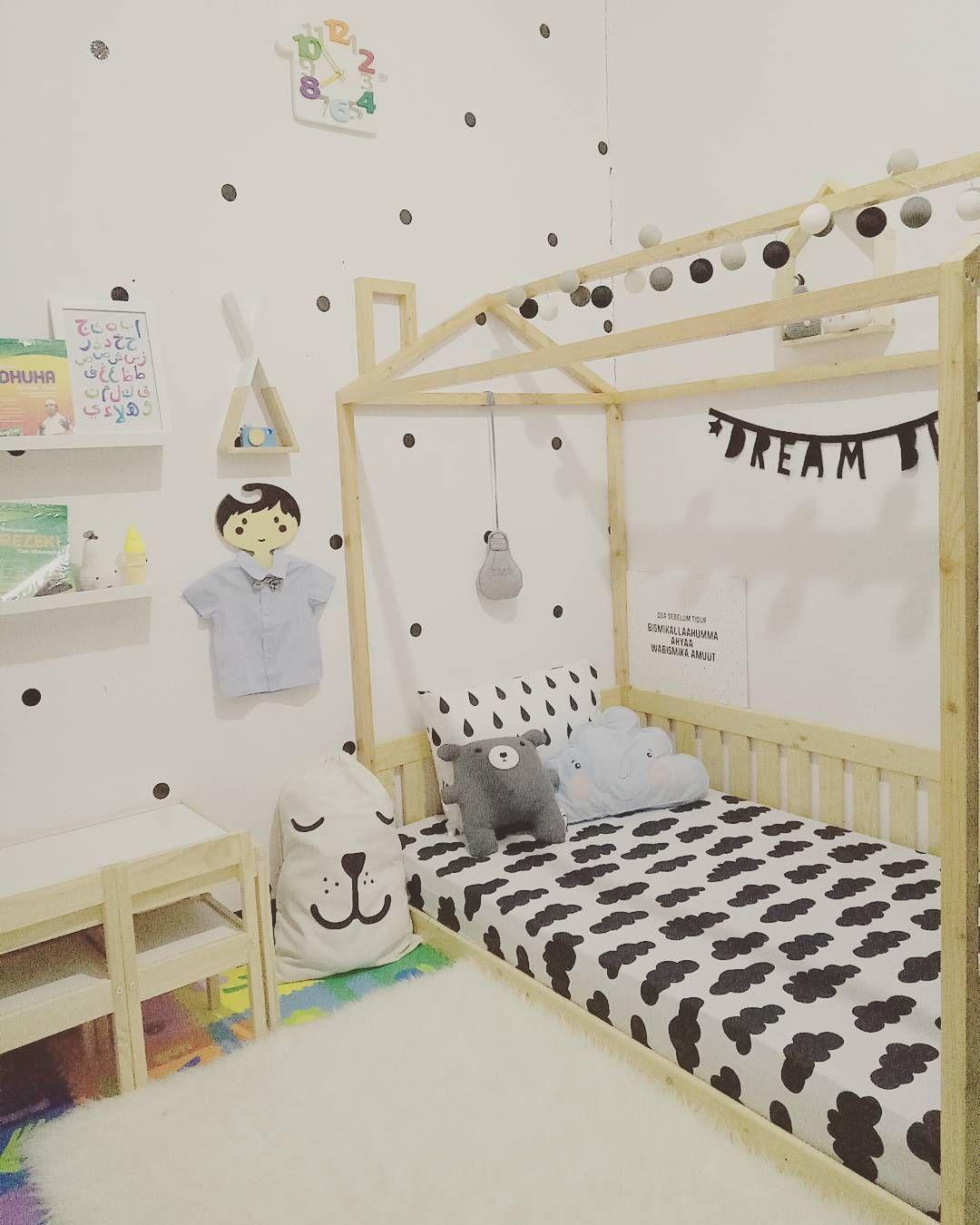 Desain Kamar Anak Perempuan Ukuran 3x3 Dekorasi Kamar Tidur