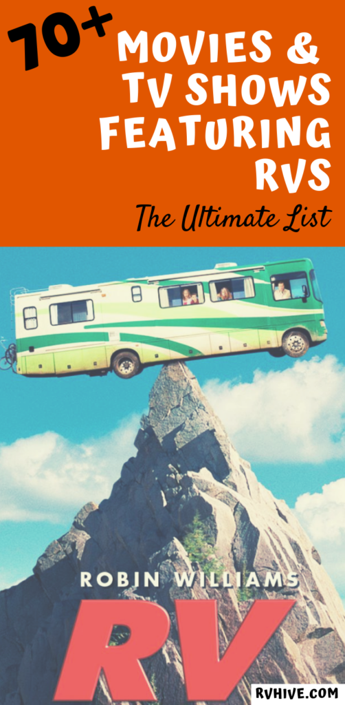 RV Movies and TV Shows The Ultimate List of 70+ Titles