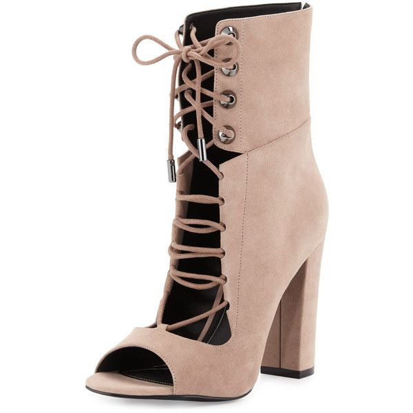KENDALL + KYLIE Block heel ankle boots