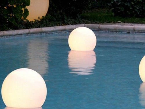 Floating Led Pool Lights 35cm Swimming Pool Lights Floating Pool Lights Pool Lights