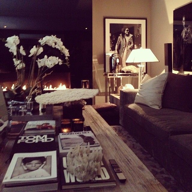 The Netherlands Huizen Headquarter Living Room Tom Ford Entourage Jackie