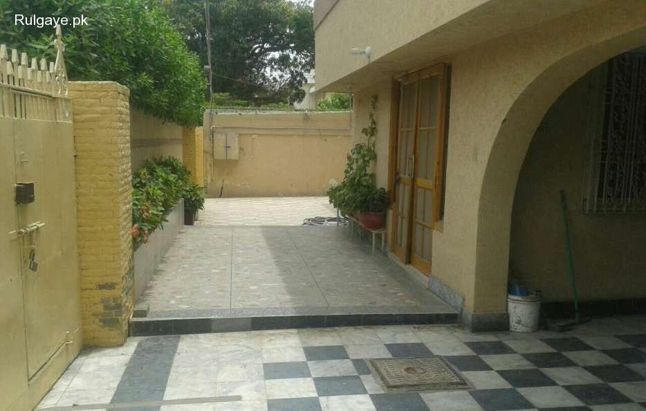 500 Yard Banglow For Rent In Dha Phase 1 Yard Rent Outdoor Decor