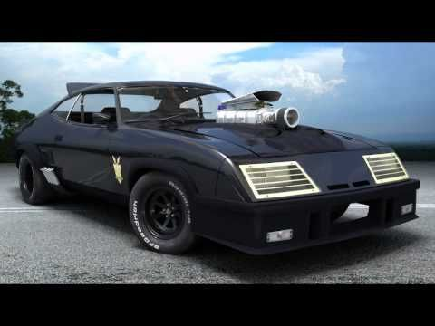 Ford Falcon Xb Gt Coupe 1973 Quot V8 Interceptor Quot The Mad