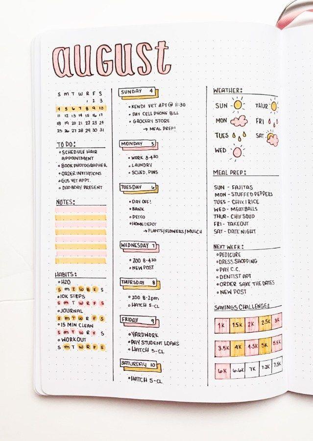 il menu di hook up