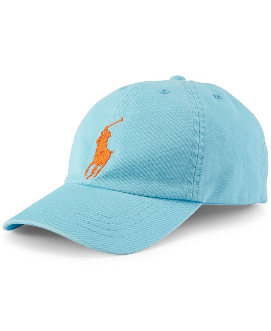 080d97b0 Ralph Lauren Boys' Big Pony Baseball Cap | cloths | Ralph lauren ...