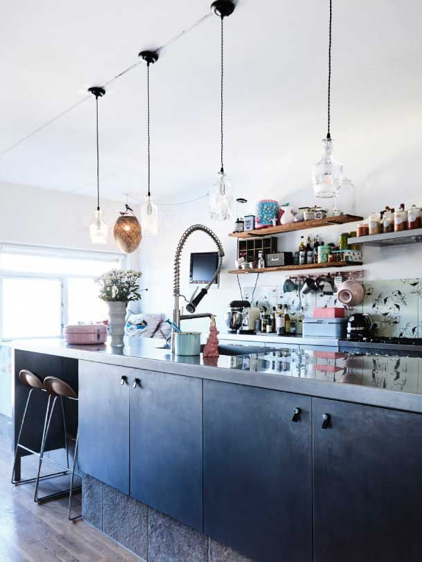 Kitchen | Fun Scandinavian home