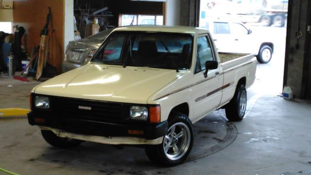 1986 Toyota Pickup Base Standard Cab 2 Door 4l For Searcy Arkansas United States Automotoclic