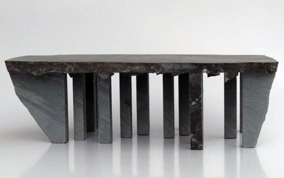 Charming Modern Stone Table Awesome Ideas