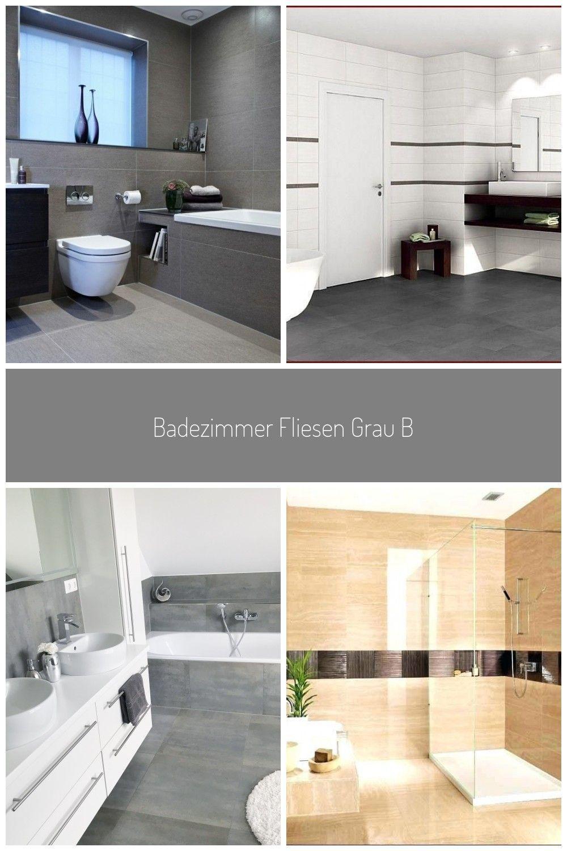 Badezimmer Fliesen Grau Badezimmer Fliesen Grau Ba In 2020