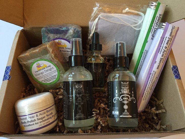 Heaven's Honey Subscription Box Review + Coupon – May 2016 - Check out my review of the May 2016 Heaven's Honey Beauty Box subscription box and save with our coupon!