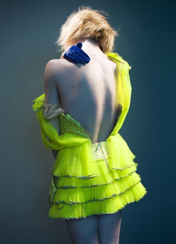 Sophie Delaporte - Photographers - Fashion - Id Uffie   Michele Filomeno