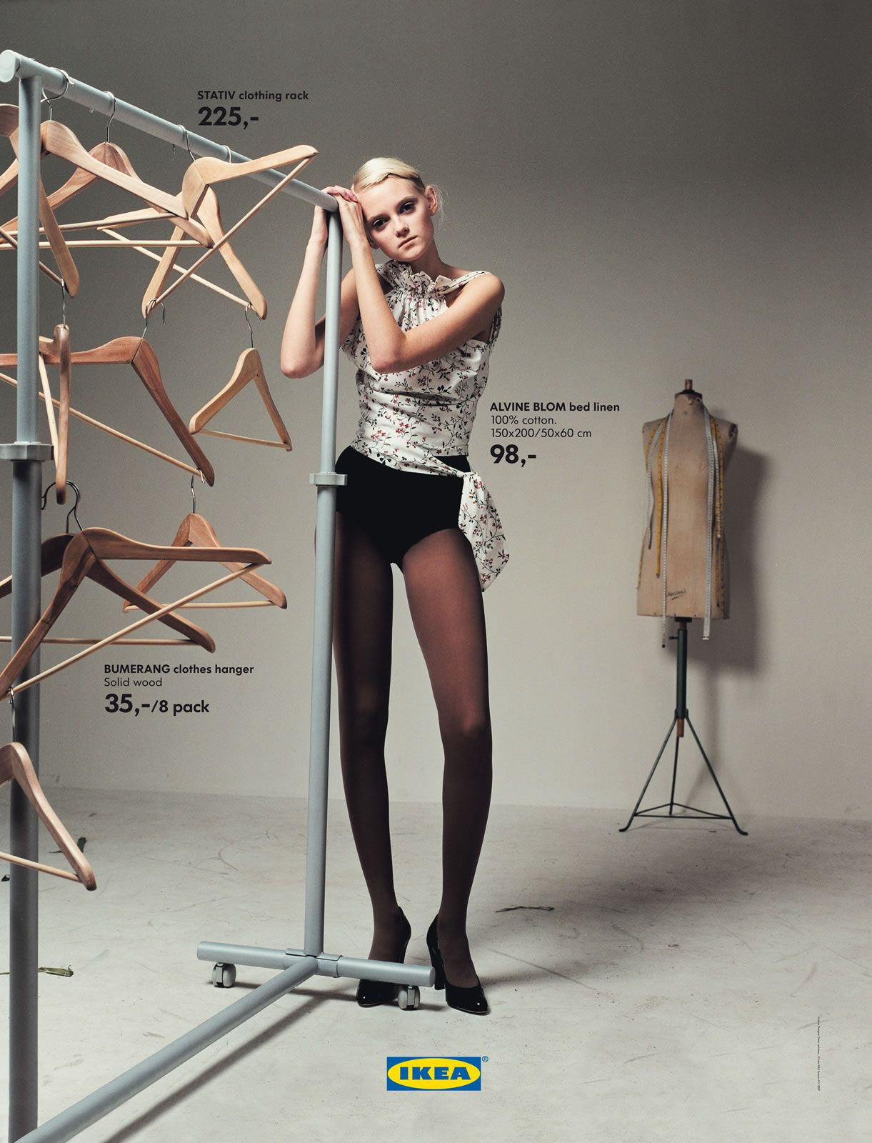 Ikea fashion agency ddb oslo norway art director for Fashion design agency