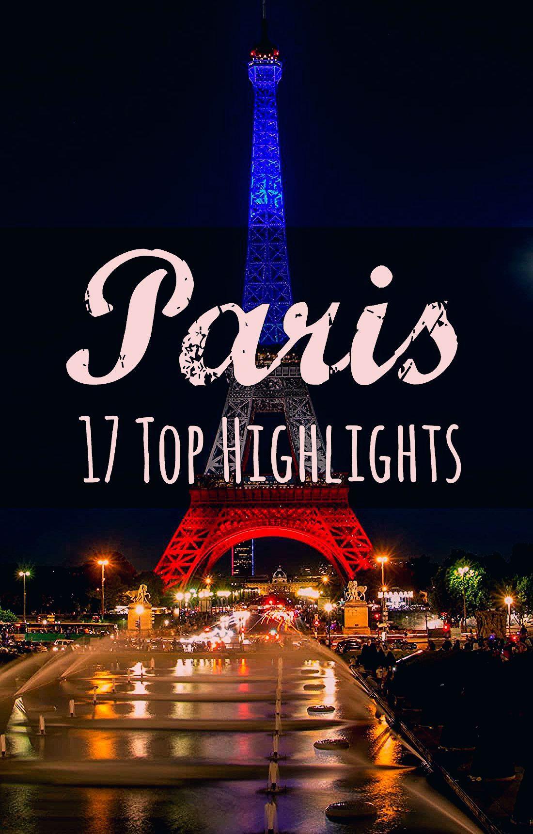 Photo of Tipps für deine Städtereise Paris Teil 1 – das darfst du nicht verpassen!