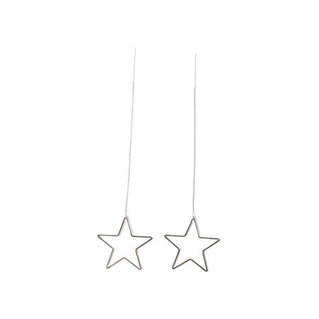 Dangling Star Earrings Stylenanda