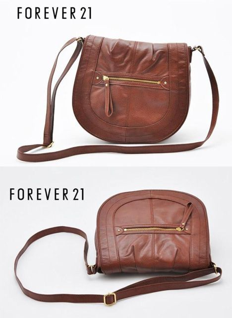 Inhabit your handbag with an authentic Forever 21 Classic Sling ...