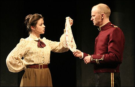 a comparison of desdemona and emilia in the play othello The student should explore similarities and differences between characters,   the central characters iago and othello are alike in allowing their unfounded   emilia's character grows as the play unfolds, demonstrating a strong-willed, more.