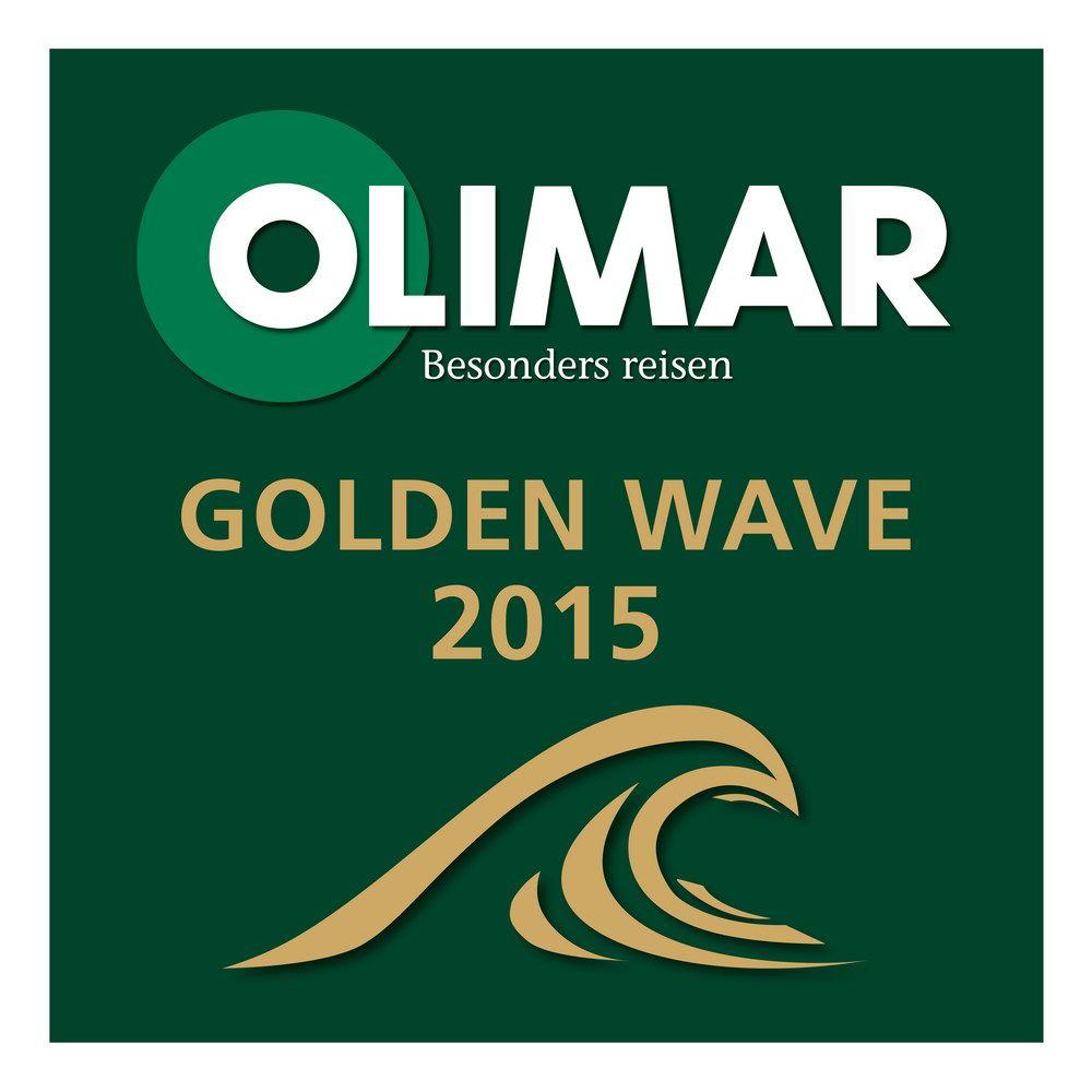 Portugal häufigsten ausgezeichnete Land bei Golden Wave Awards 2015 - Golden Wave Award von OLIMAR Reisen, Ausgezeichnete Hotels!