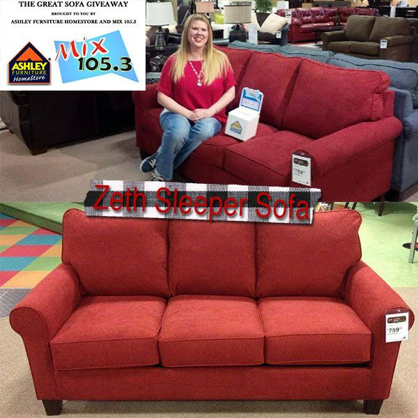 Congratulations To Amanda To The Winner In Quot The Great Sofa