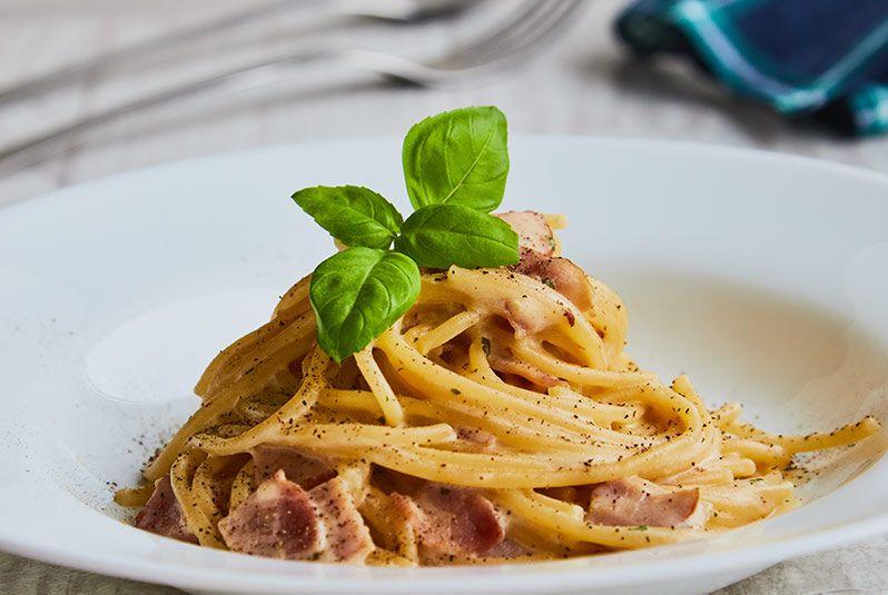 c517226c437eec83e0f68ce1dceba160 - Recetas Espaguetis A La Carbonara