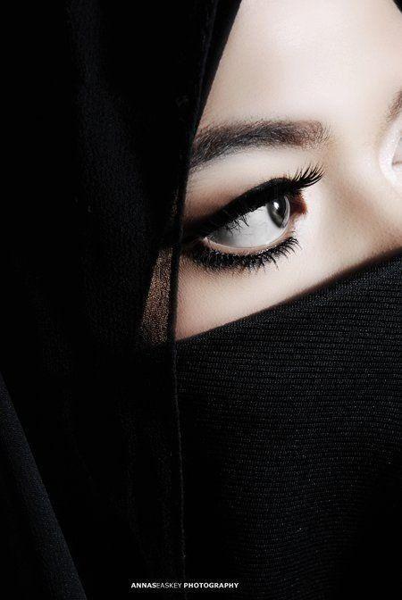 Perdido Su Mirar Beautiful Eyes Beautiful Eye Makeup Niqab Eyes