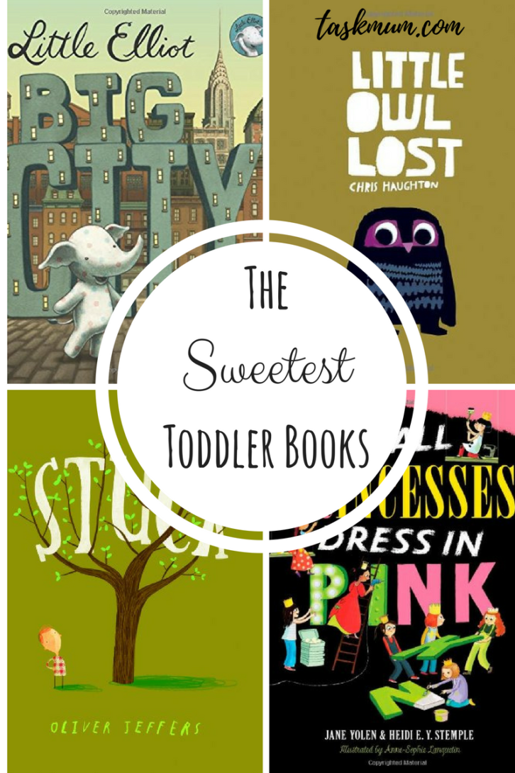 Looking for a gift for a toddler? Want to add some toddler friendly books to your collection? Here are some of the Sweetest Toddler Books out there! :)