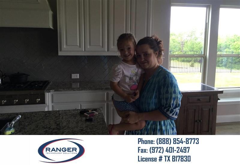 Congratulations To Amanda Gilbert On Your New Home Security System From Ranger Technology Solutions Home Security Systems Technology Solutions Home Security