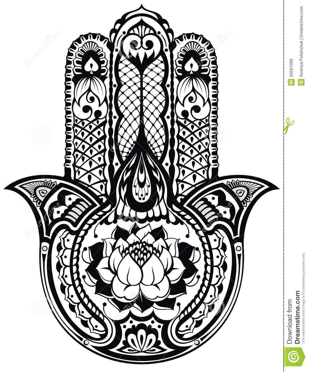 hamsa side tattoo - Google Search | Tattoos | Pinterest ...