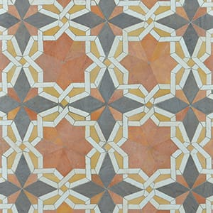 Baba Chic Mosaics Country Floors Of America Llc Mosaic Flooring Tile Patterns