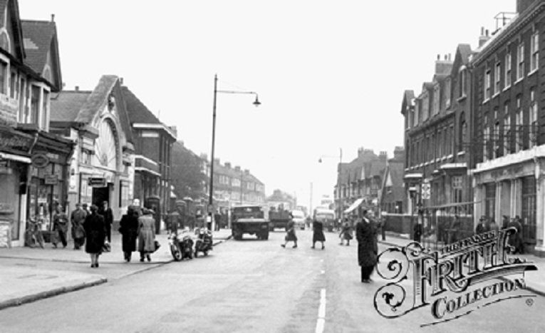 Ripple Road 1955 Essex England Vintage London Vintage Photographs