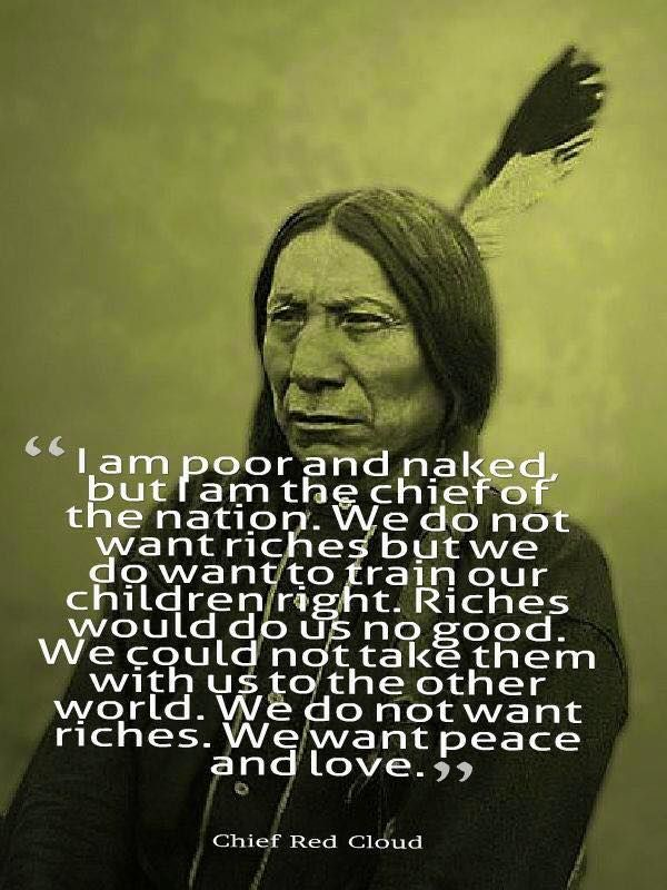 Peace And Love Native American Wisdomhistory American Indian