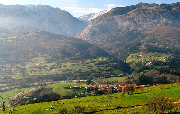 Peñamellera Alta, Asturias, España | Viajar por españa, España ...
